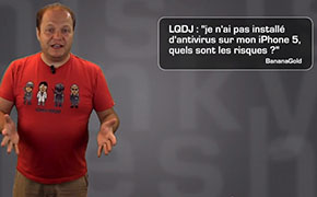 antivirus sur iphone 5